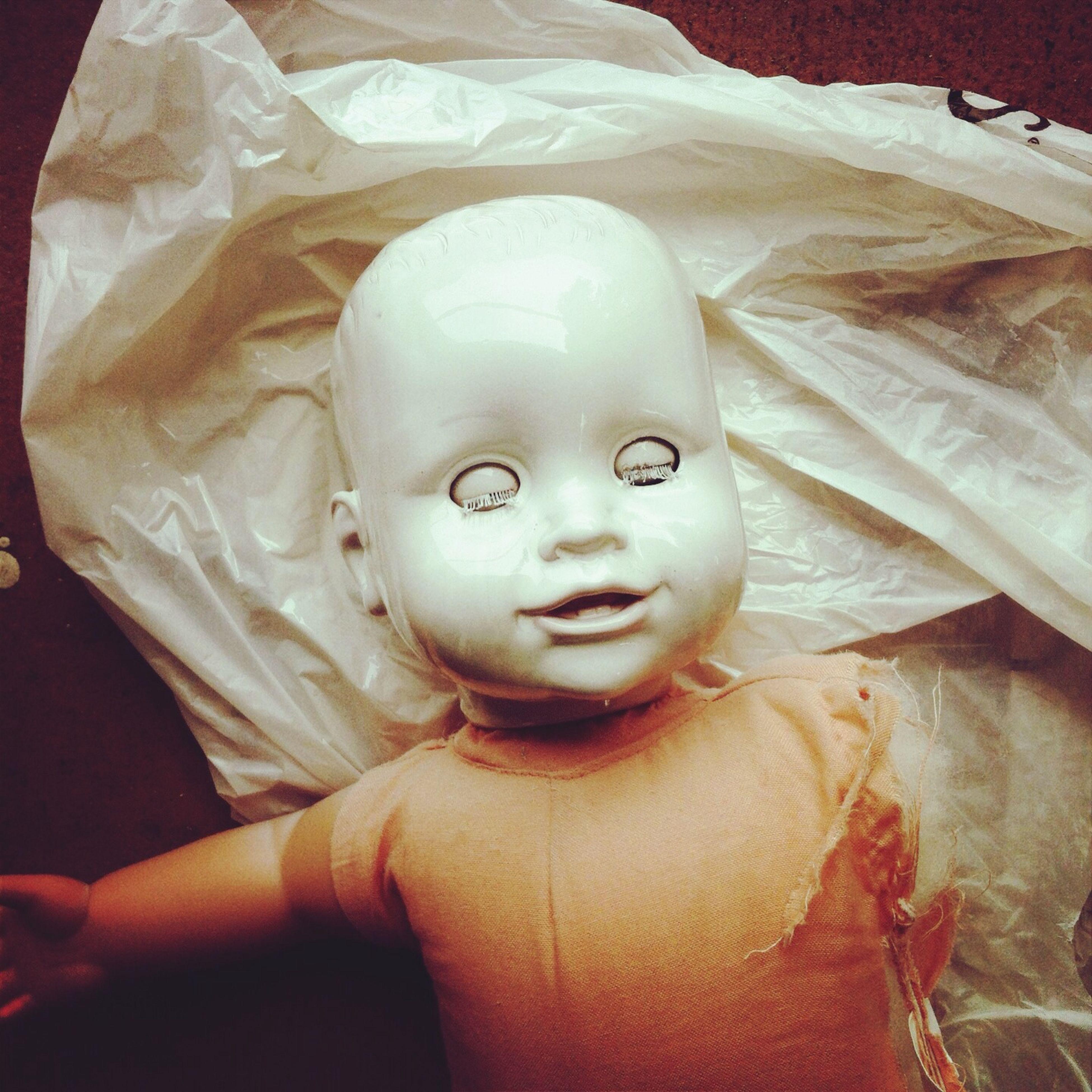 Art Gone Bad Baby Doll Frankinstien