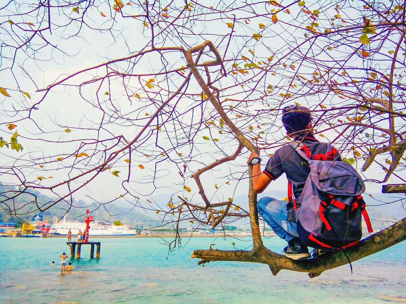 Beachphotography Traveling Enjoying Life Adventure PulauBesar