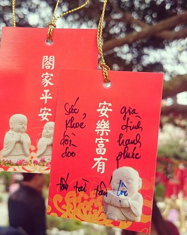My wishes Happynewyear 2016 Lunarnewyear Foguangshan Kaohsiung Taiwan Wishes Vietnam Yearofthemonkey