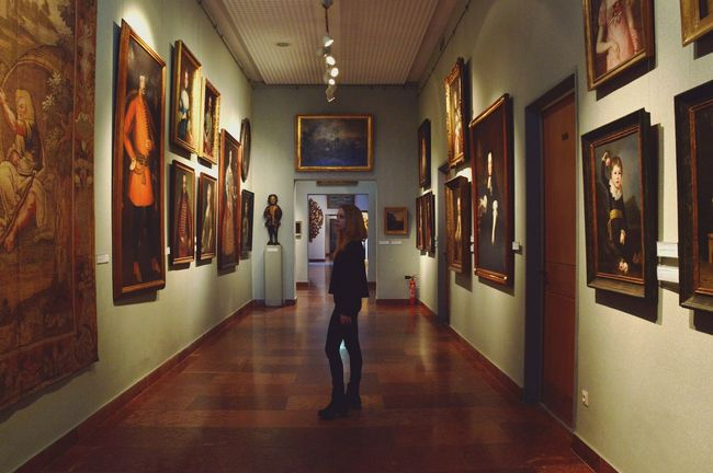 National Gallery Of Budapest Art Museum Aesthetic Pleasure
