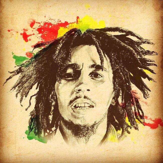 One Love Bob Marley Life