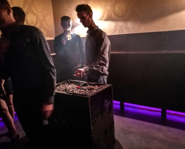 Smoking Room Smoking Cigarettes. Traveling Enjoying Life Night Lights Nightclub People Peoplephotography People Are People People Exploration