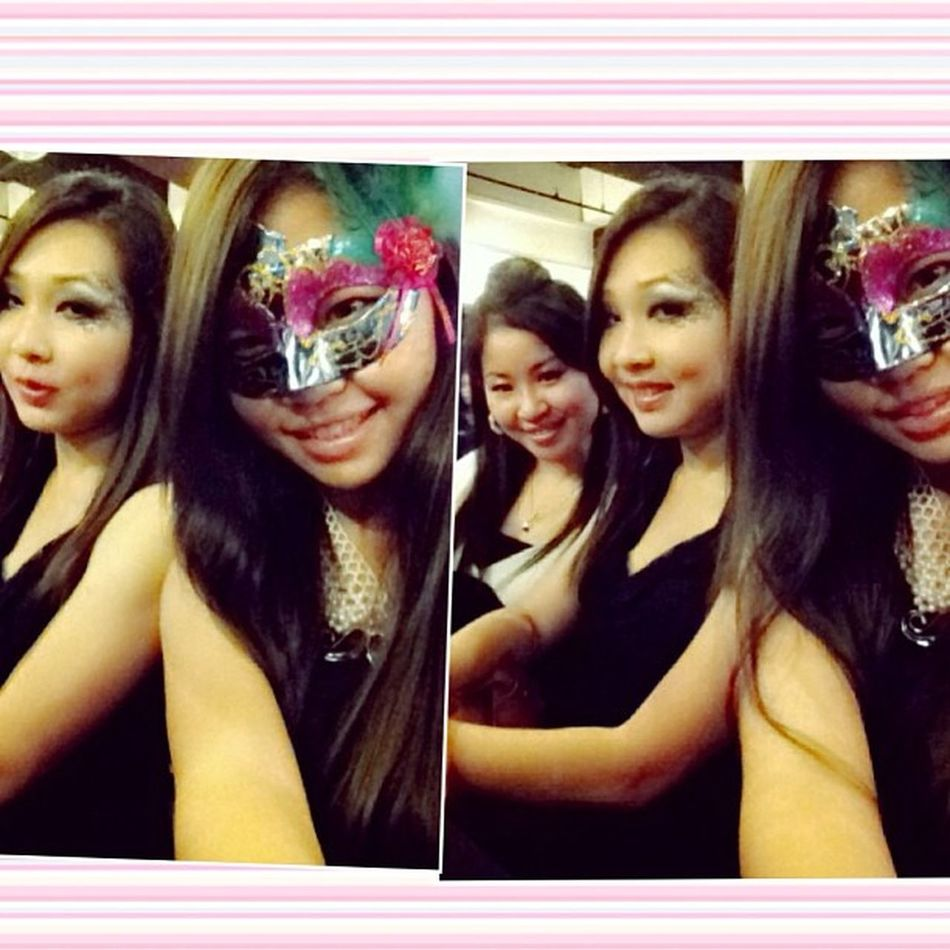 Attend Mask Birthday Party @alicesuyee @nickyshukyee83