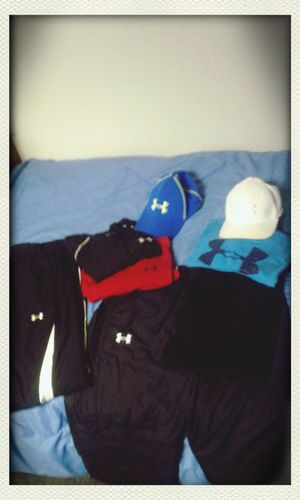Too much is never enough! UnderArmor Staystrong