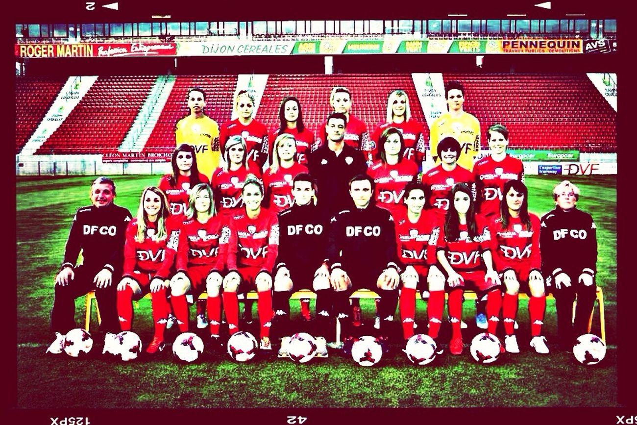 Saison 2013-2014 D2 féminine