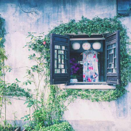 Enjoying Life Suzhou Traveling