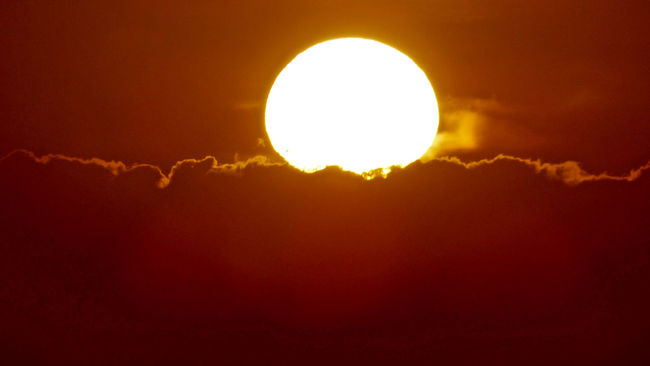 Atmosphere Atmospheric Mood Cloudscape Cloudy Dramatic Sky Dusk Glowing Light Majestic Moody Sky Mystery Orange Color Outdoors Robert Abbett Scenics Shiny Silhouette Sky Sun Sunbeam Sunset
