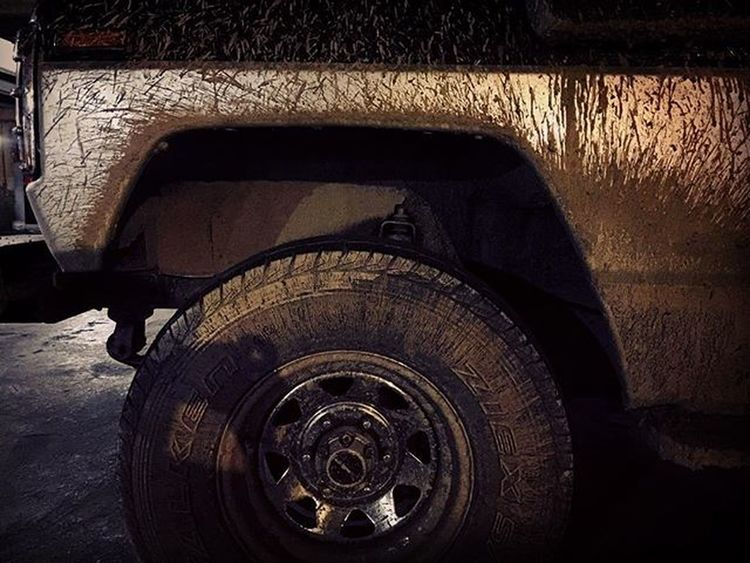 Mrgholami Mud Silver  Black Nissanpatrol Offroad Justdowhatyouwant Needcarwash Iwill Iran Lavasoon Barg -e-jahan