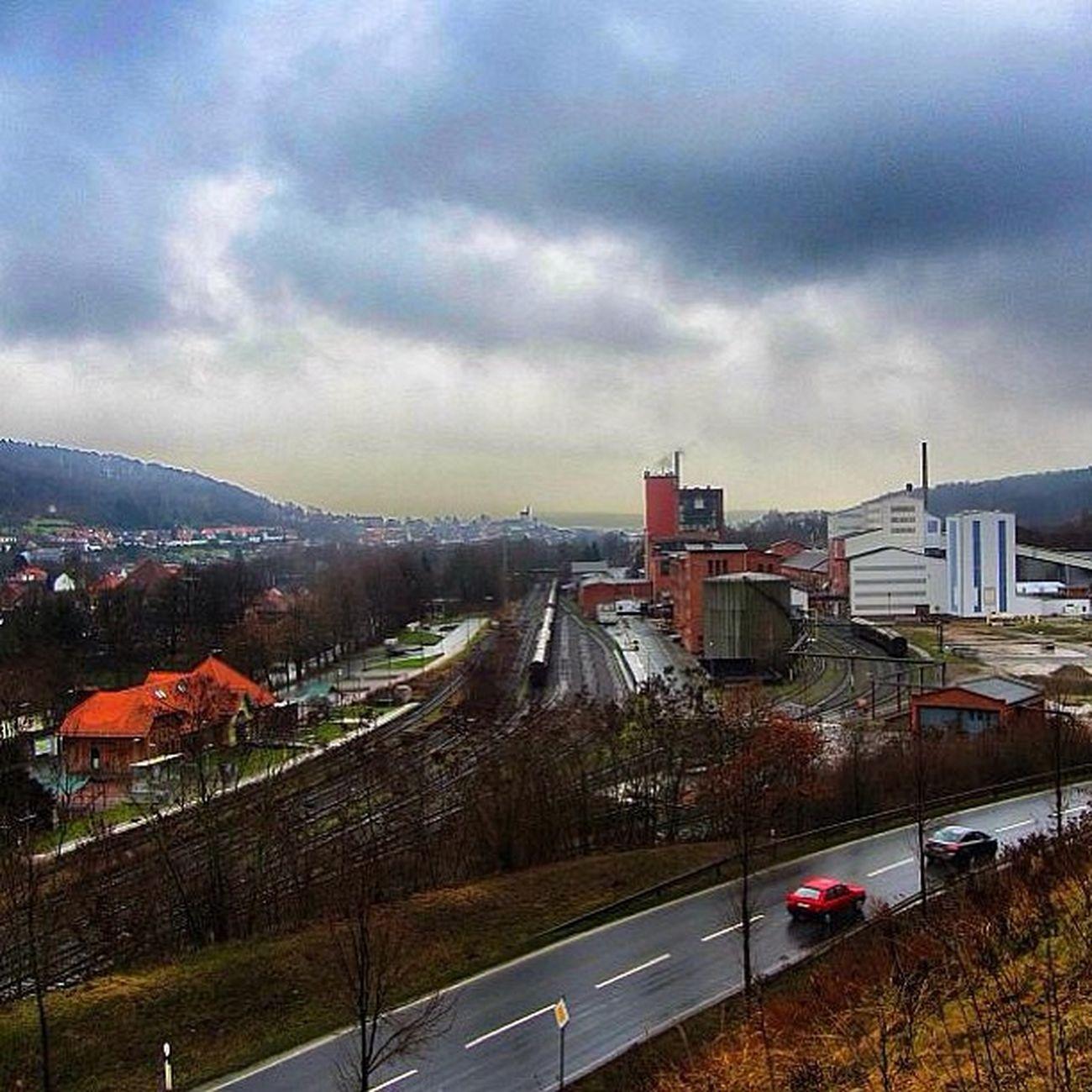 Sklblog Salzdetfurth Kaliwerk Bergwerk
