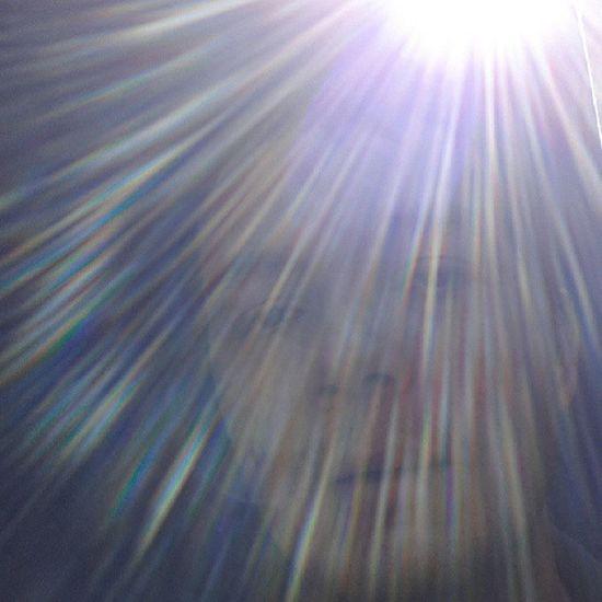 Foto sem filtro executada do celular contra o sol / No filter photo made against sunbeams