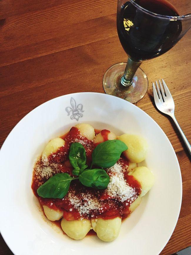 Pasta Pastel Colors Foodphotography Food Gnocci GNOCCHI🍴