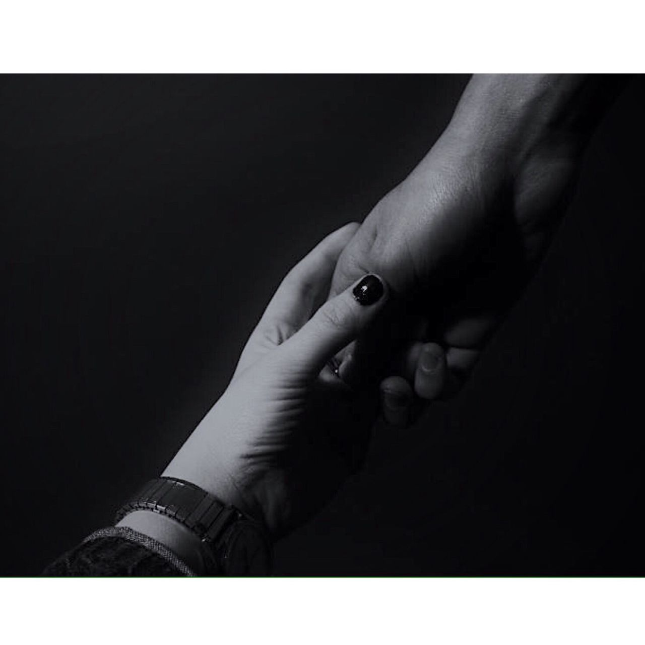 human hand, human body part, two people, bonding, togetherness, men, love, care, real people, touching, close-up, human leg, black background, adult, indoors, people, day, adults only