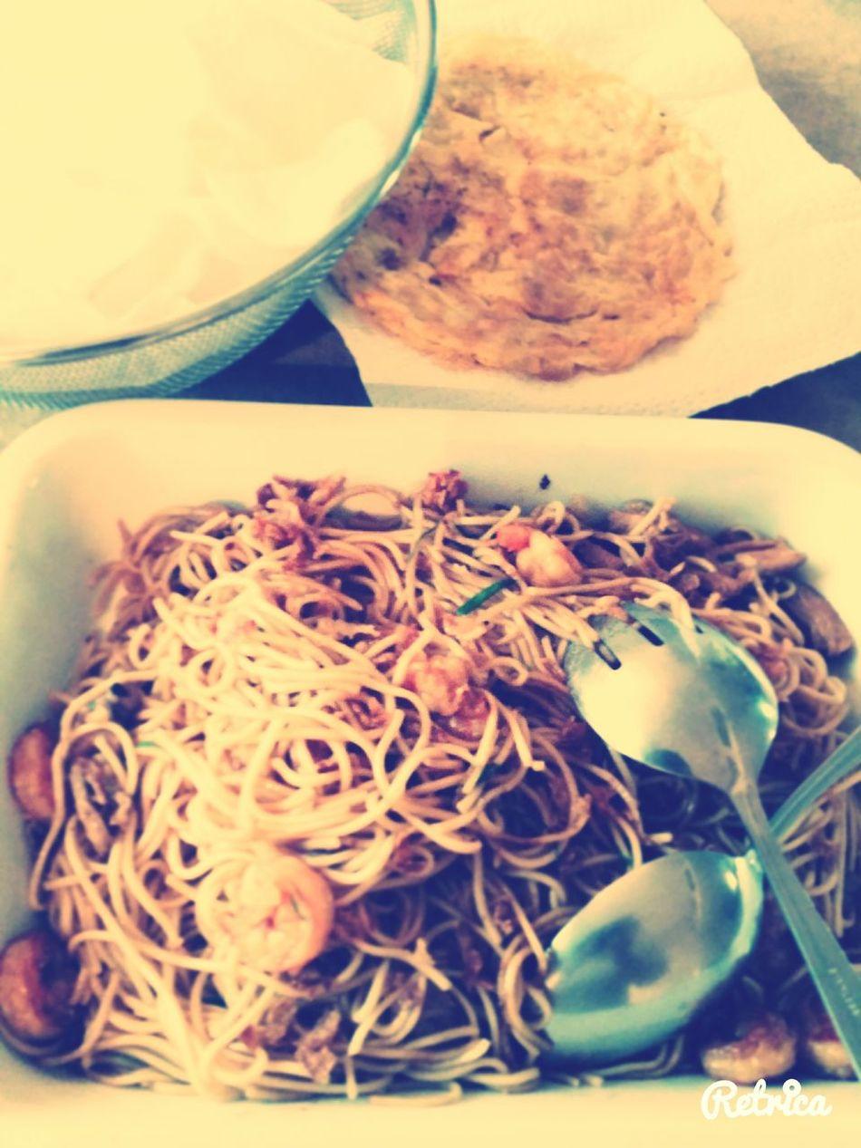 Bamigoreng Makan Malam ماكـــــن مالـــــم Enak Maluku  Enjoying Life Kampong Lunetten