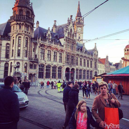 Ghent Citytrips