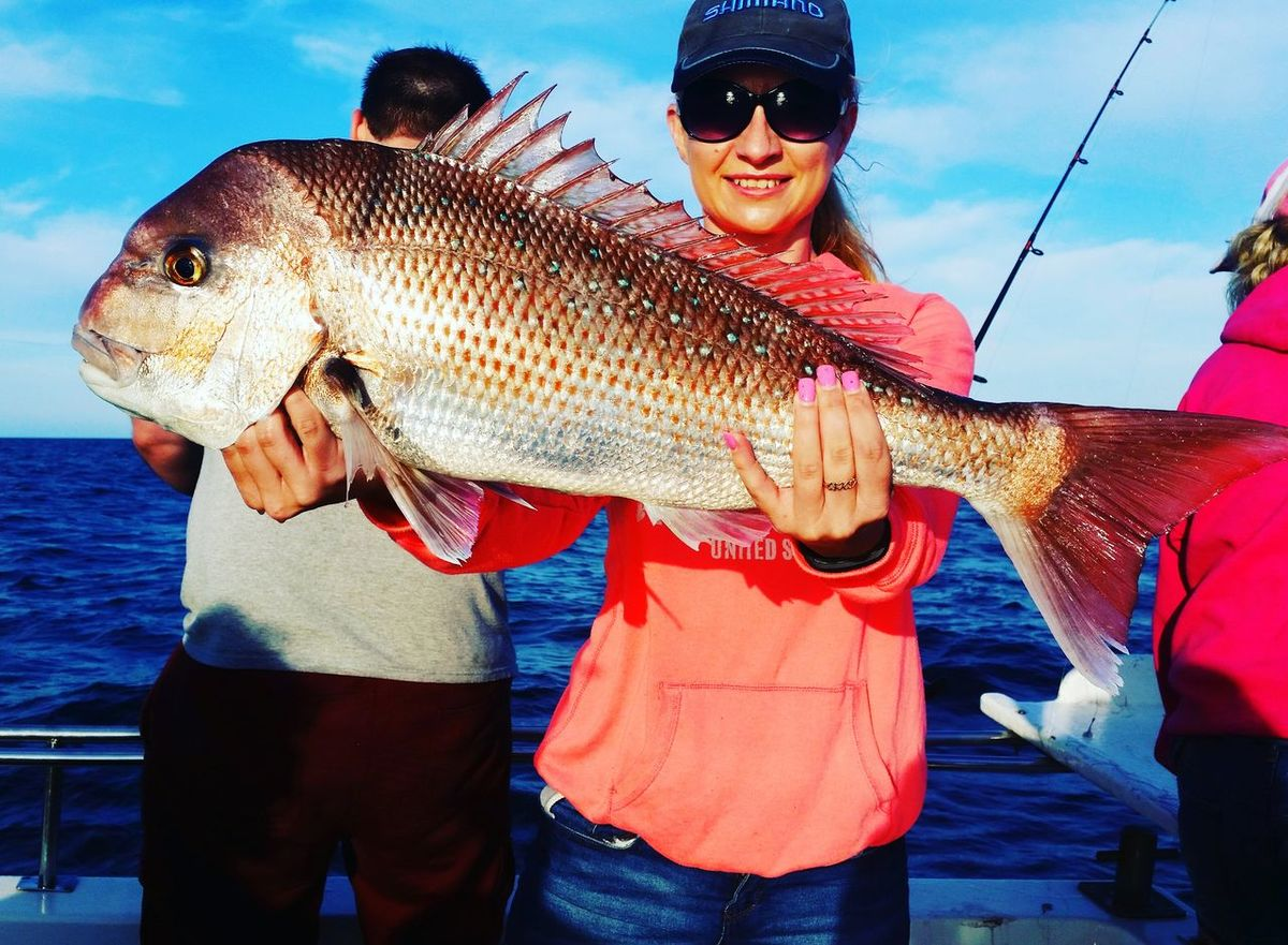 Missionaccomplished Fishing Fisherwoman Fisherwomen Snapper Southaustralia Balgowan Yorke Peninsula Bigfish Catchoftheday Blondeshavemorefun Blondes Do It Better♥