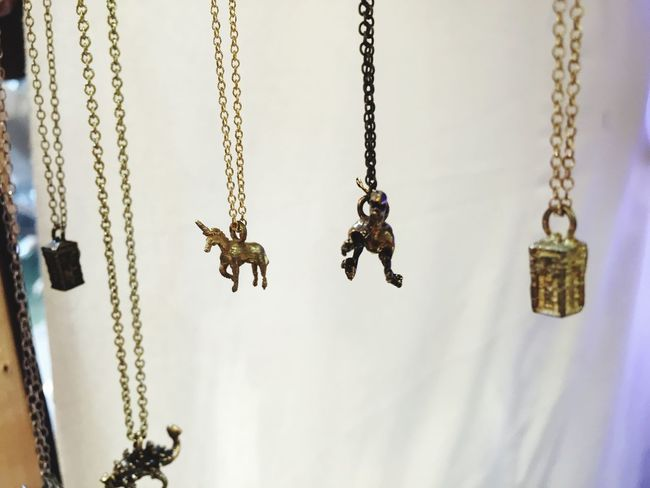 Unicorn Neckless Handmade Jewellery Arts And Crafts