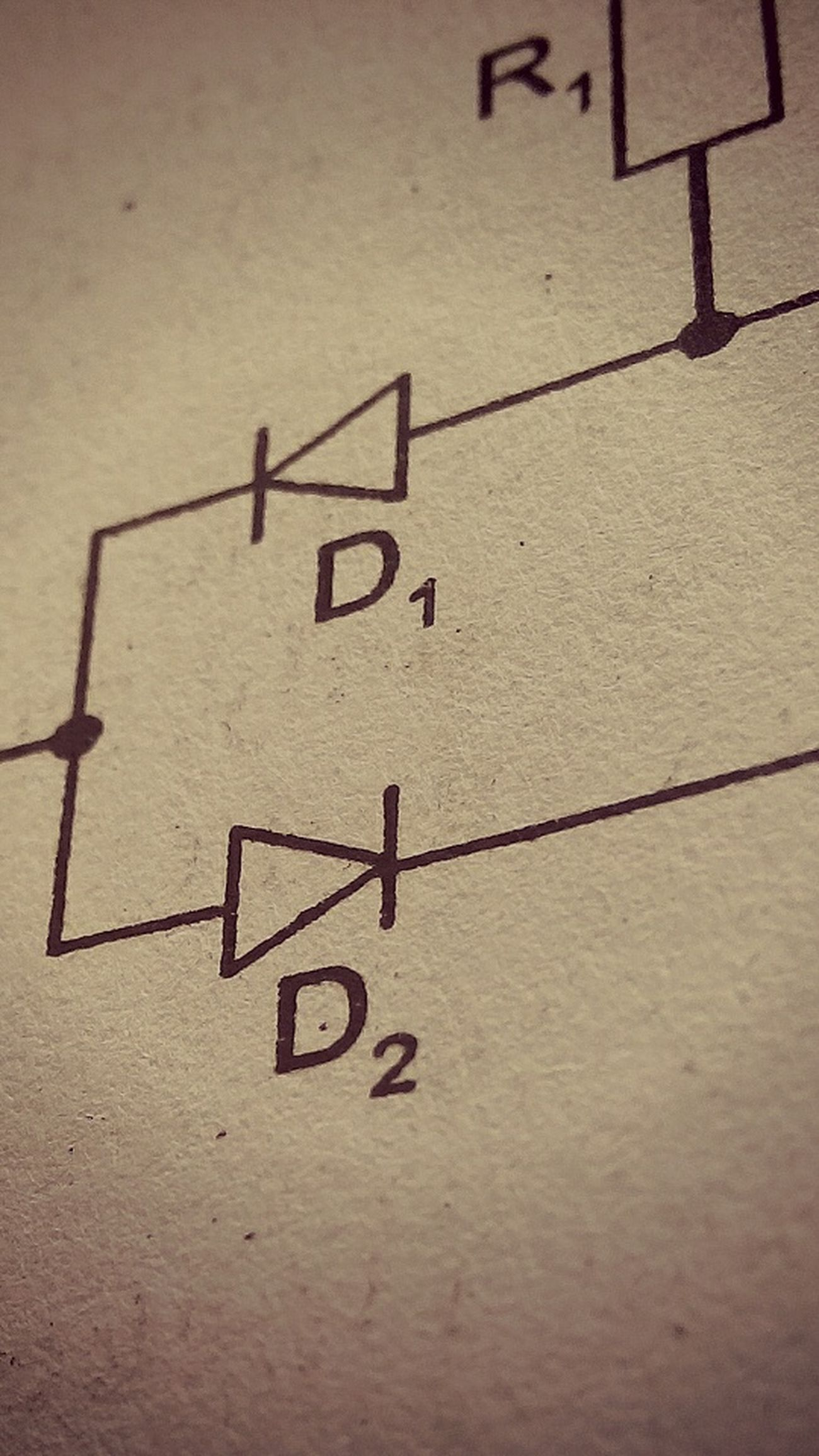 Creativity Exam ;-) diodes