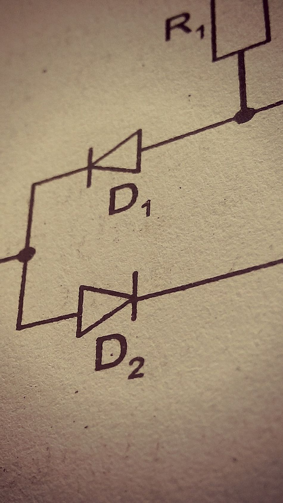 Creativity Exam ;-) diodes