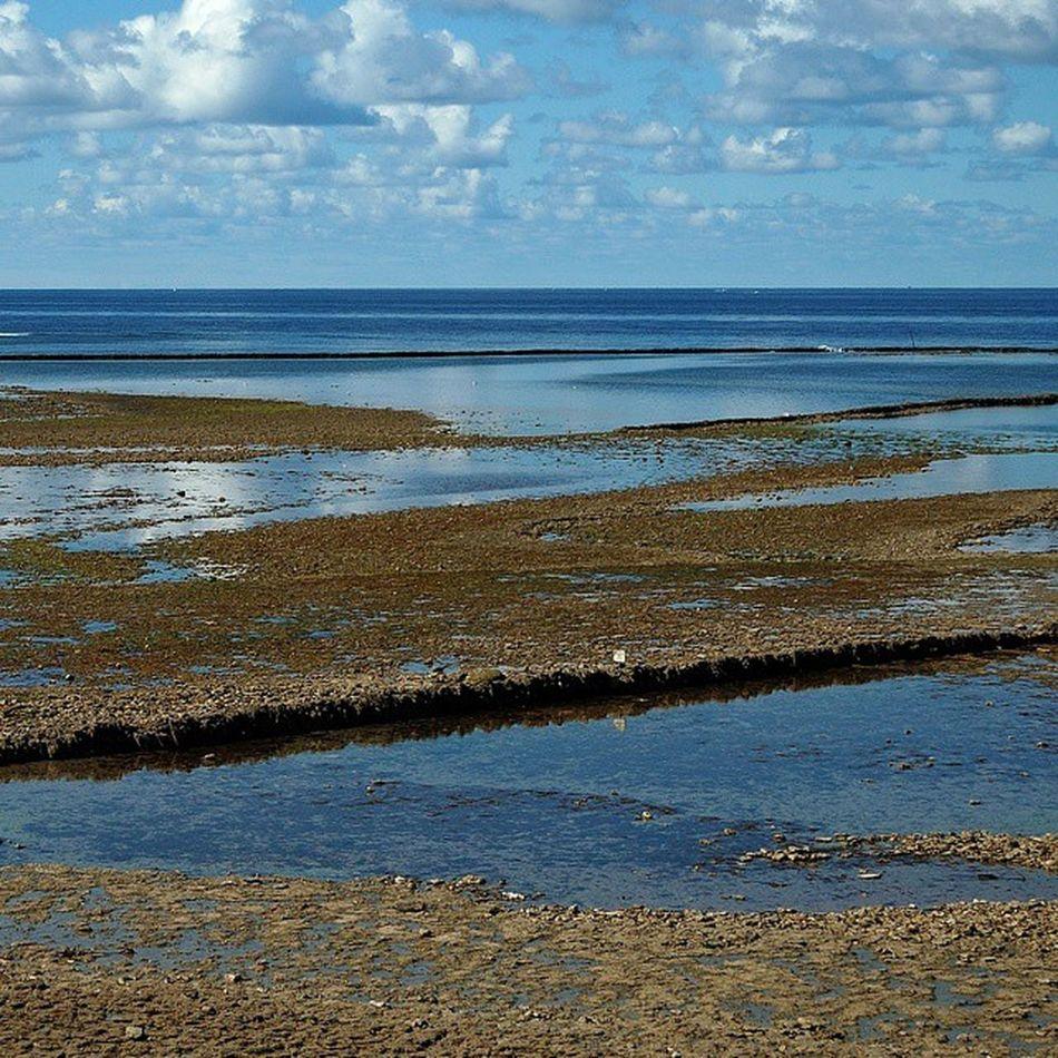 Phare de Chassiron Pharedechassiron Oleron Charantemaritime Mer bleu