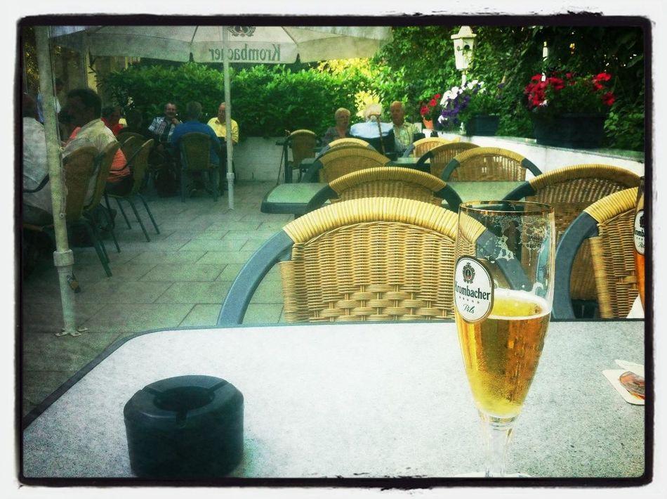 Enjoying A Pirogi