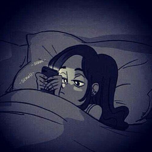me nights in bed !