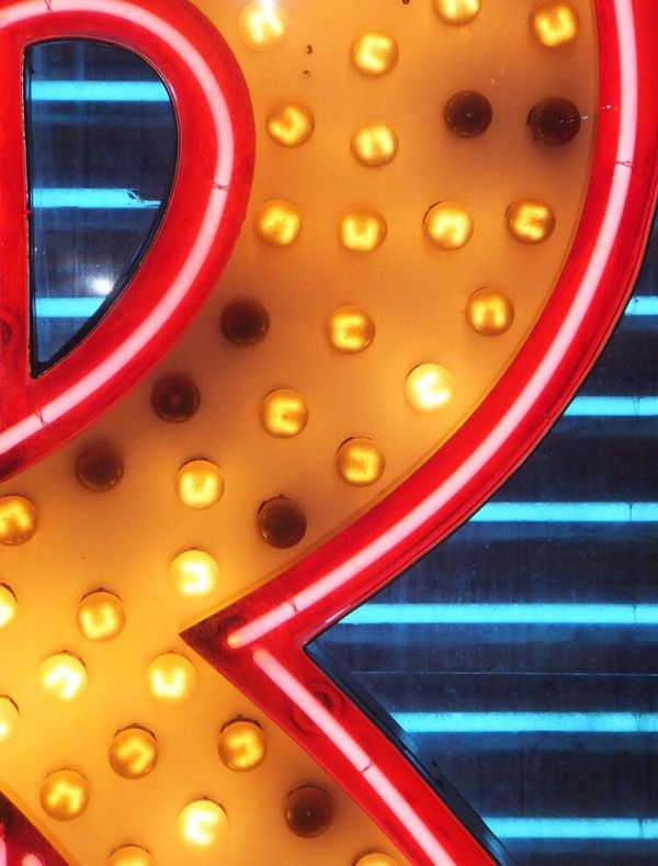 Red Multi Colored No People Neon Modern Close-up Day Light Neon Lights R Primary Colors Blue Yellow Shine Bright Bulb Lights Las Vegas Neon Museum Summer Night Focus Insideaphoto Night Lights Art EyeEmNewHere