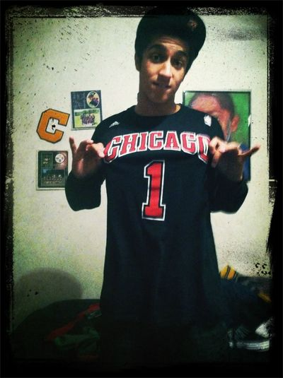 #Chicago #Bulls #DRose #1