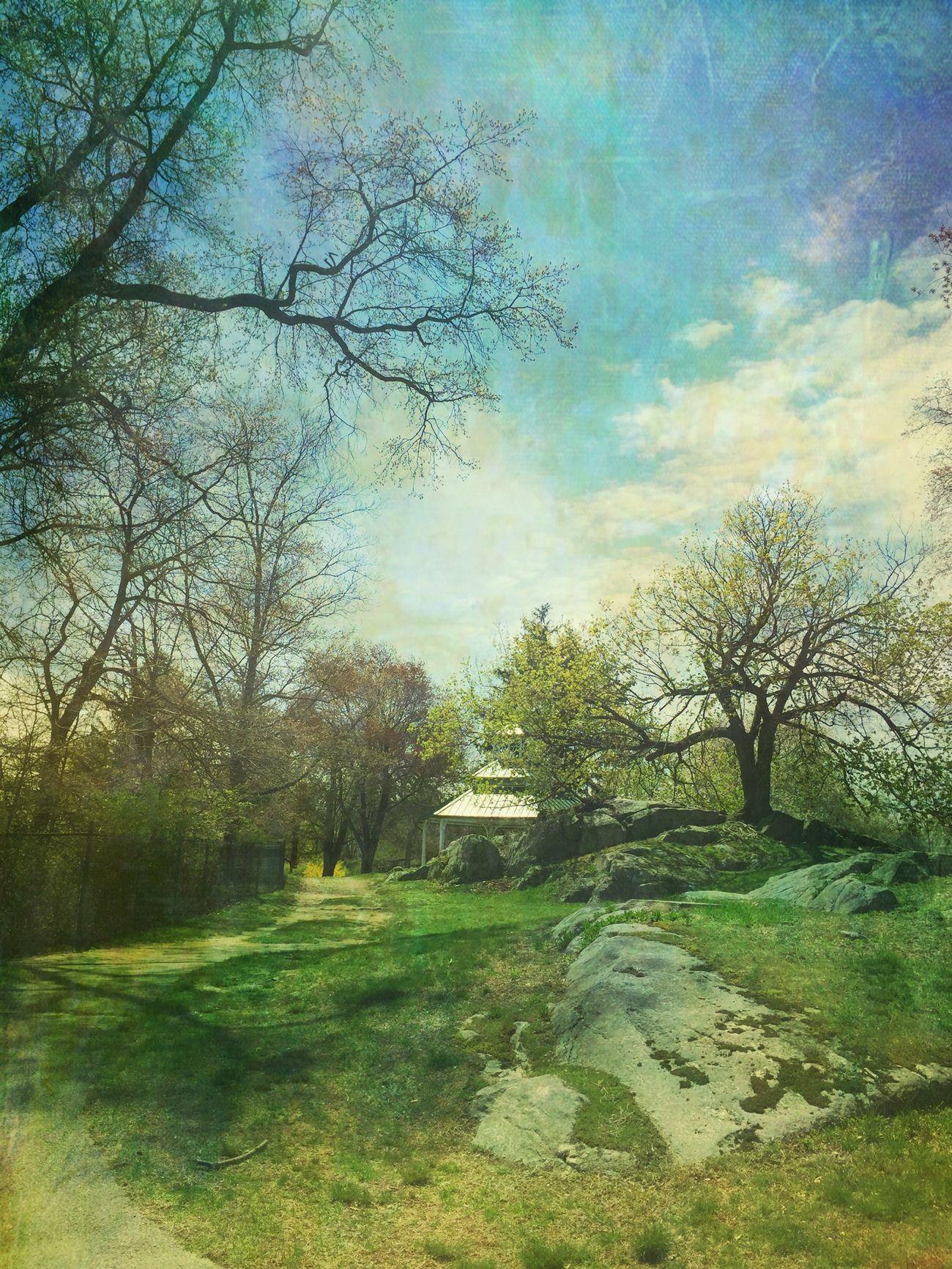 Greenwich, CT Pavilion Park Stackablesapp Spring DistressedFX