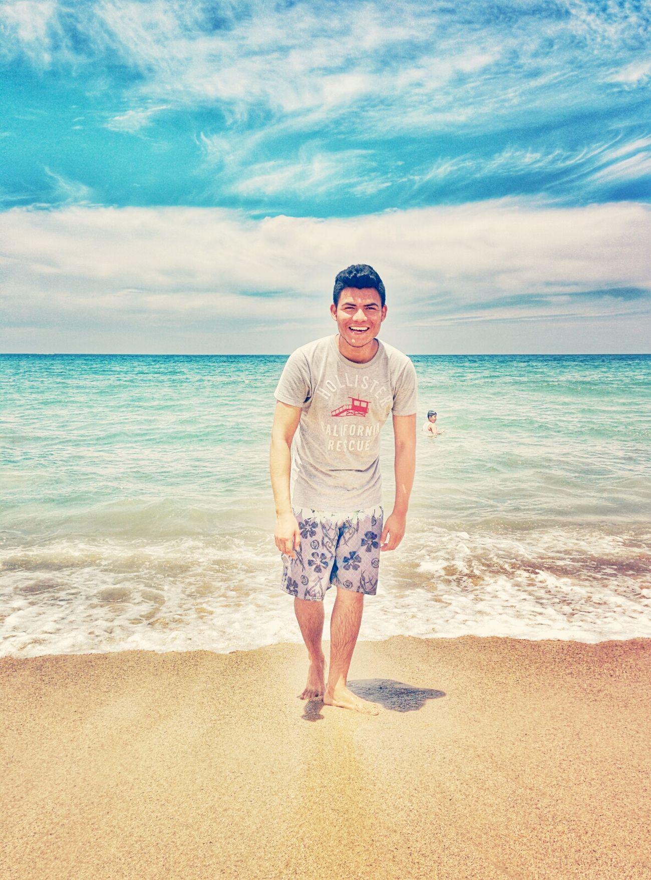 boy on the sayulita beach ? Being A Beach Bum Sea Surfing