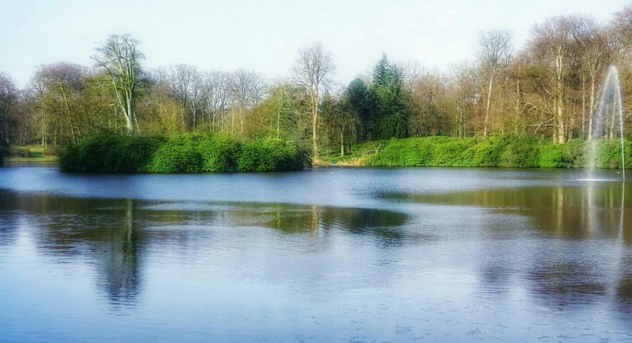 Pond Frosty Morning Loves Nature Nature Photography Nature_perfection EyeEm Nature Lover The Great Outdoors - 2016 EyeEm Awards