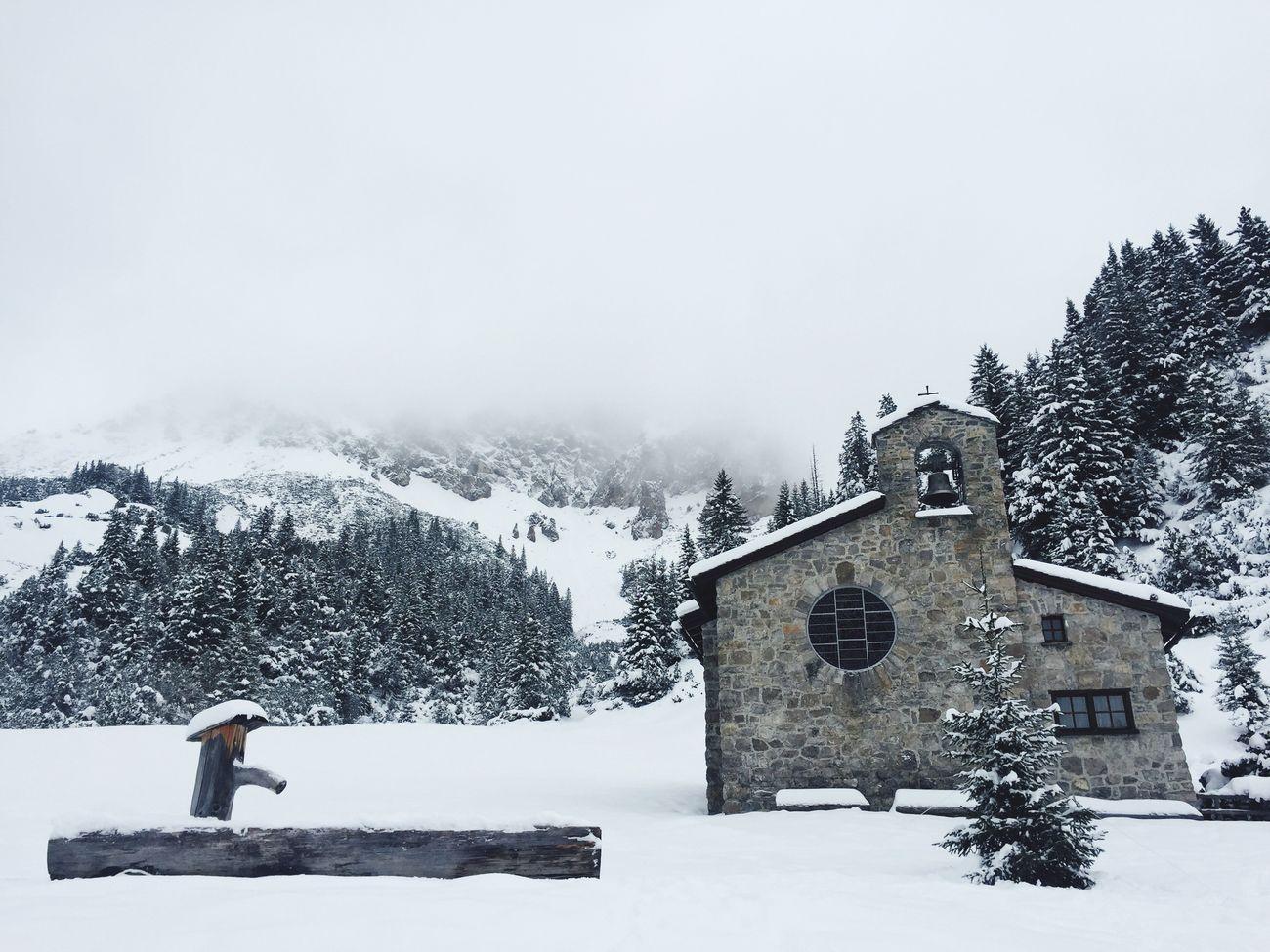Friedenskappelle in Malbun Liechtenstein