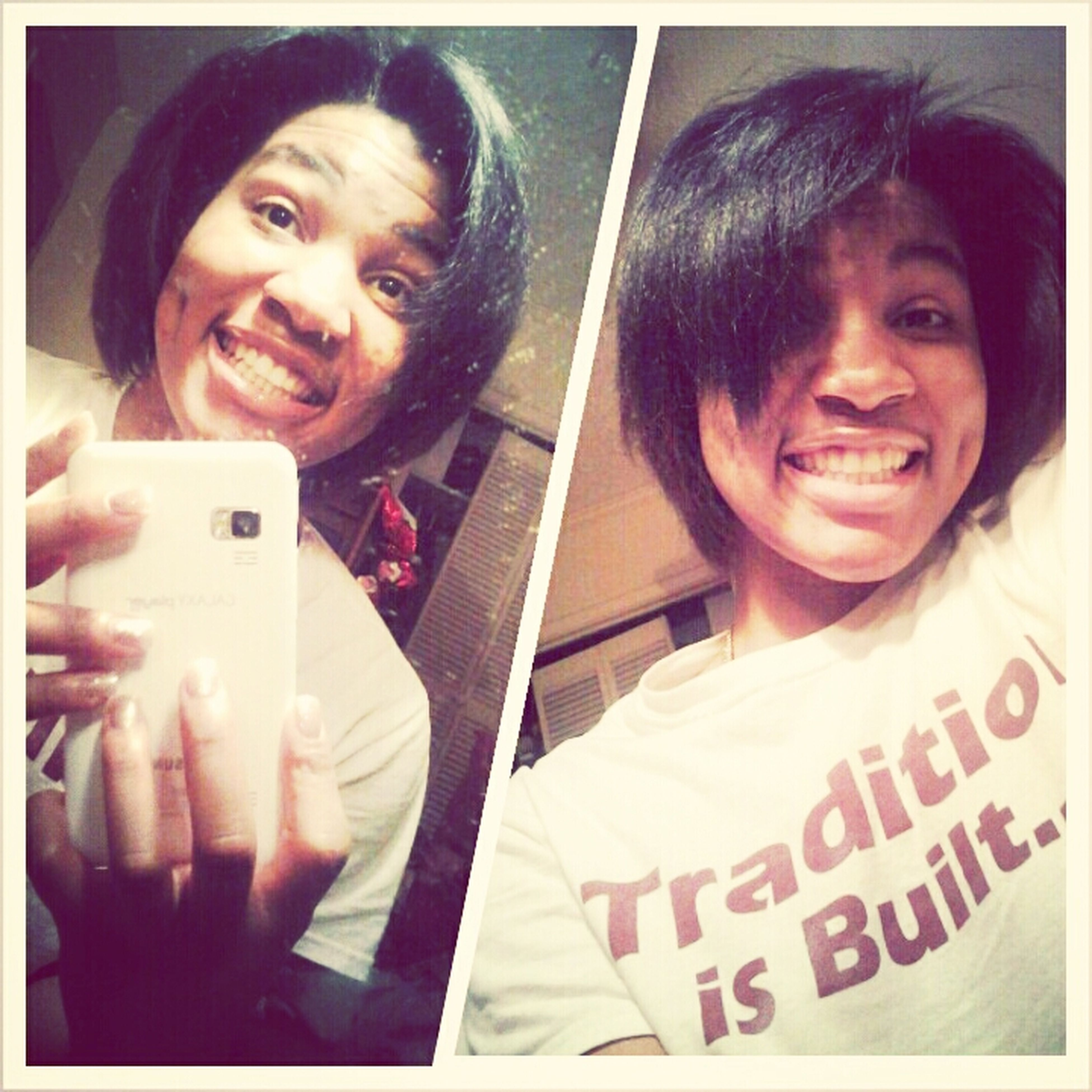 Feeling Good With This Smile On My Face ♥