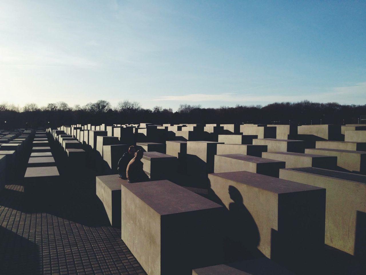 Capture Berlin the Holocaust Memorial Memorial Inthemoment