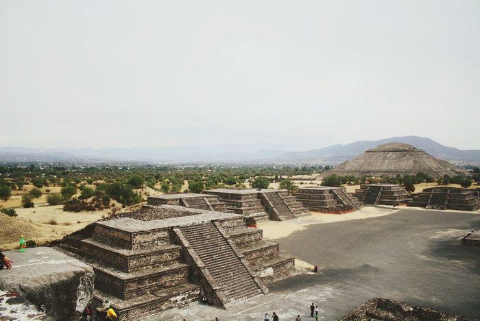 Mexico Ysuspiramides Increibles Estructuras de nuestros Antepasados Pirámides Piramide Del Sol Teotihuacan Canonphotography Eyemphotography
