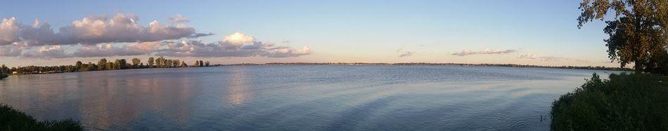 lake Water Ohio Panaramic