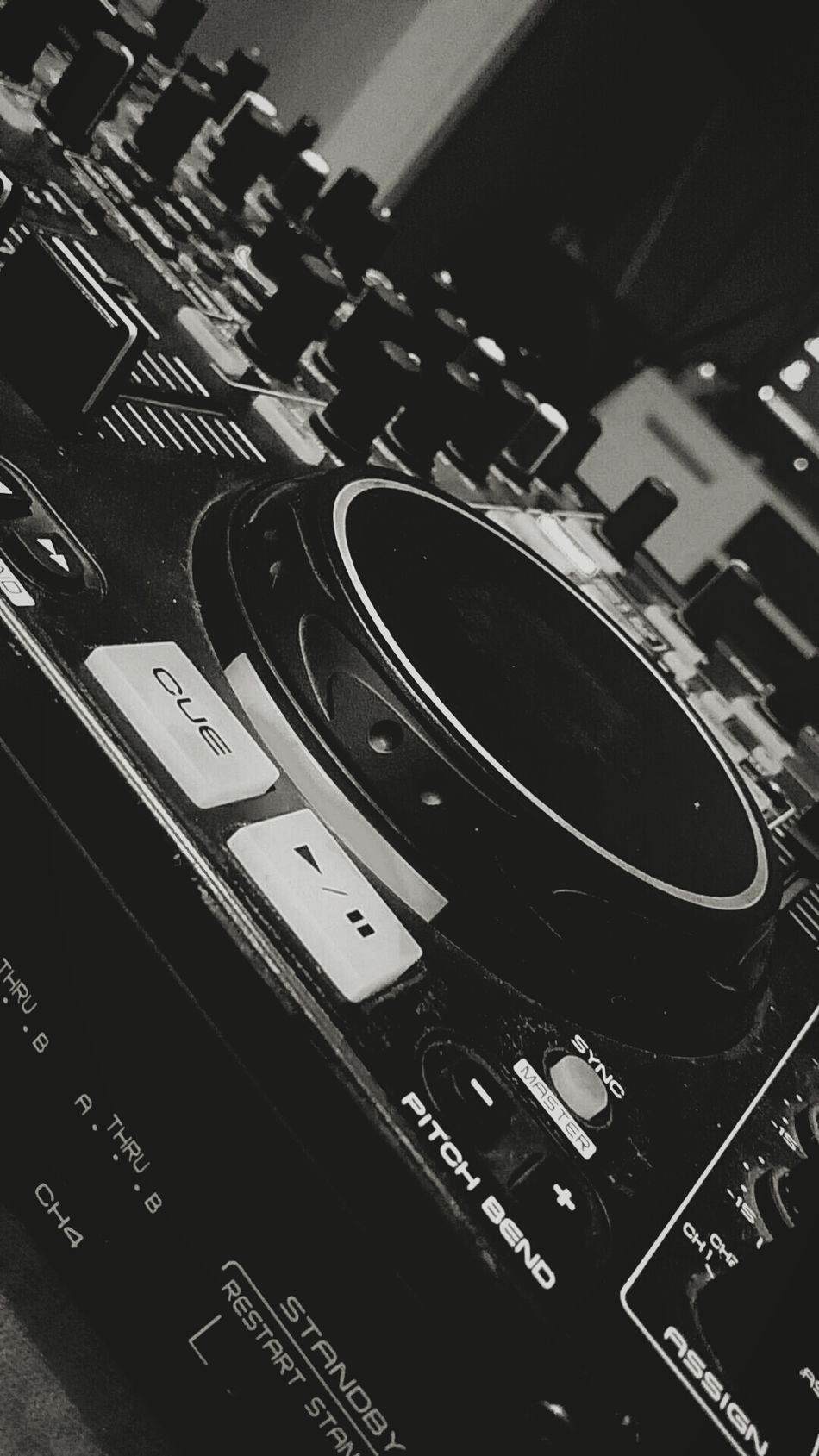 Denon DJ Samsungphotography Samsung Galaxy Note 3 Mixtape
