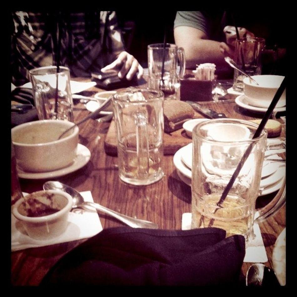 The Gustav Lunch