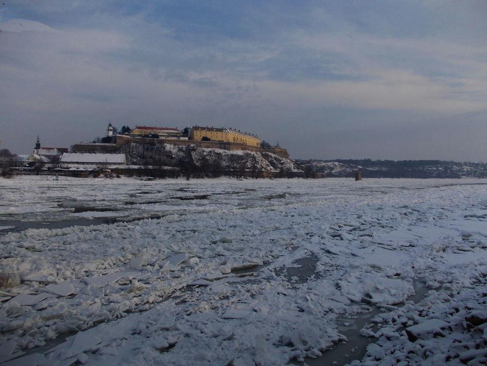 Cold Temperature Danube Igor Bartolec Nature No People Outdoors Water