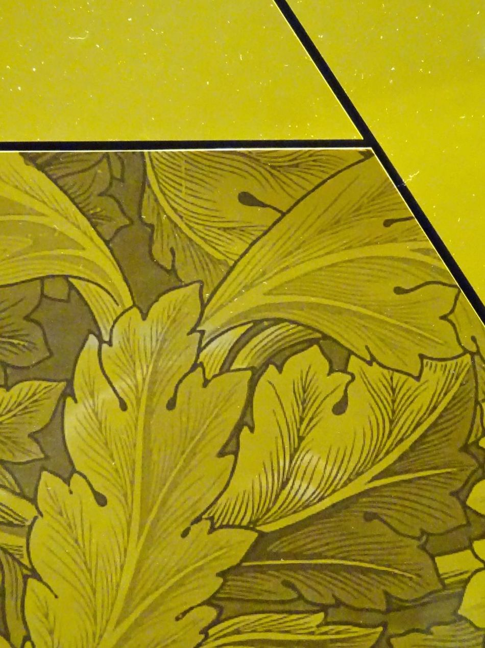 Design museum london Colour Splash Modern Architecture Vibrant Color Architecture_collection Patterns William Morris Colour Of Life