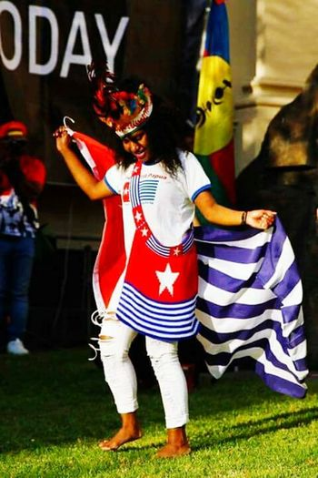 Papua Flag. Celebration Patriotism Only Women West Papua Flag West Papua Culture