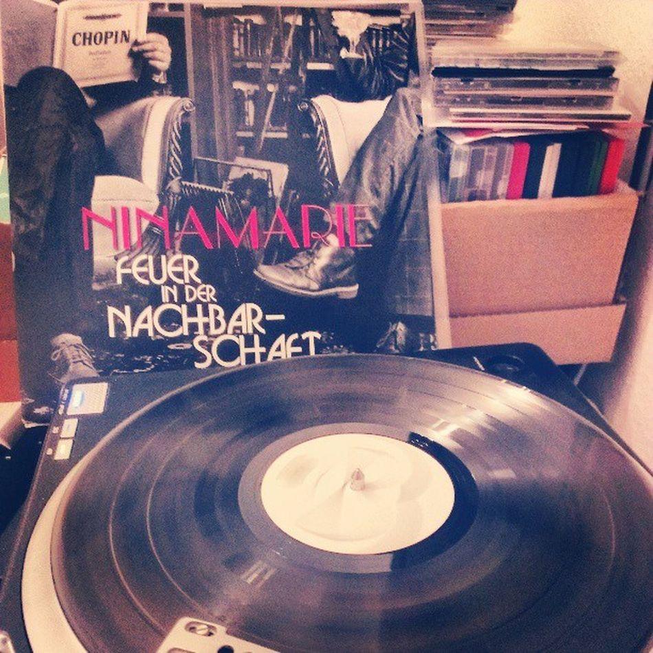 Nach 5 Stunden Probe zu #ninamarie abschimmeln. The good life. Ninamarie