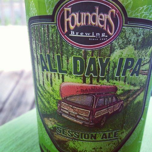 Hoppy IPADay ! Founders Craftbeer Beer