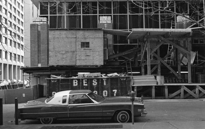 Newyorkcity Manhattan Lower Manhattan 1979