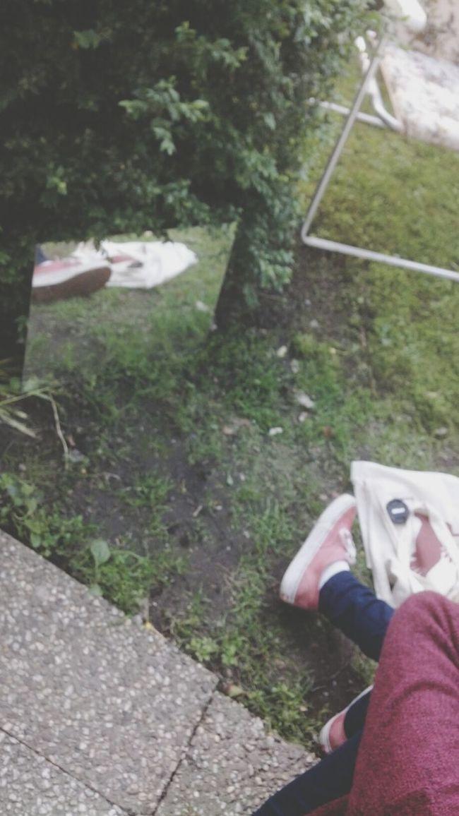 Garten Liebe Mirror Chilln Garden