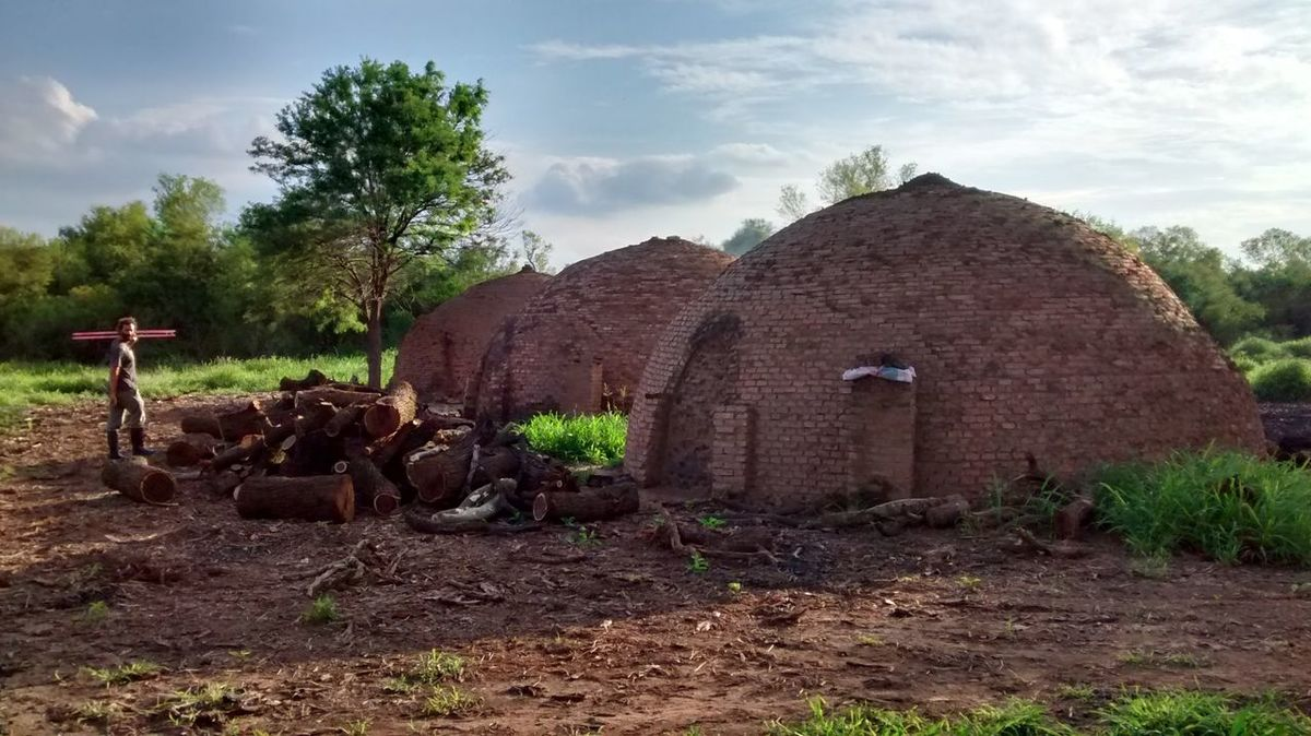Hornos de leña, Chaco, Argentina Outdoors Landscapes The Week Of Eye Em Best Shots EyeEm Nature