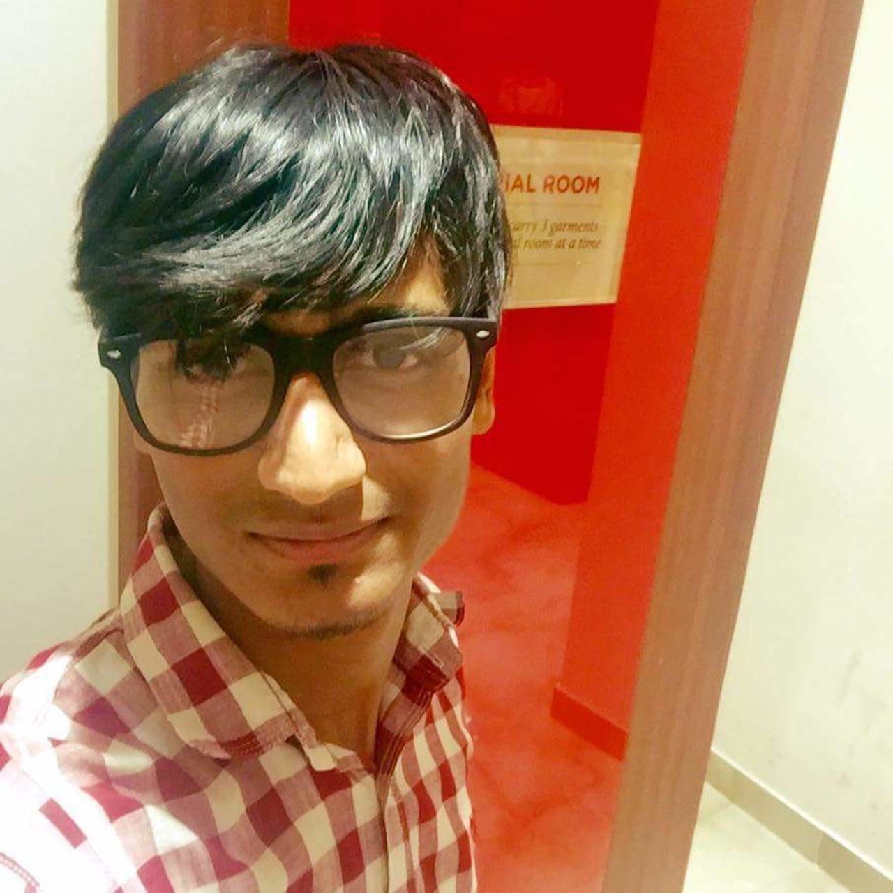 Selfie ✌ Picspv NewLook Spects Eyeglass