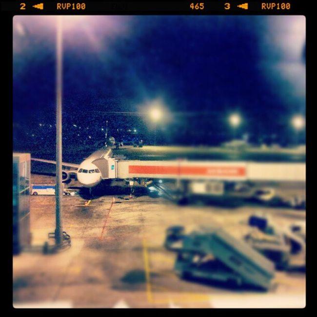 Flying to Frankfurt :-)