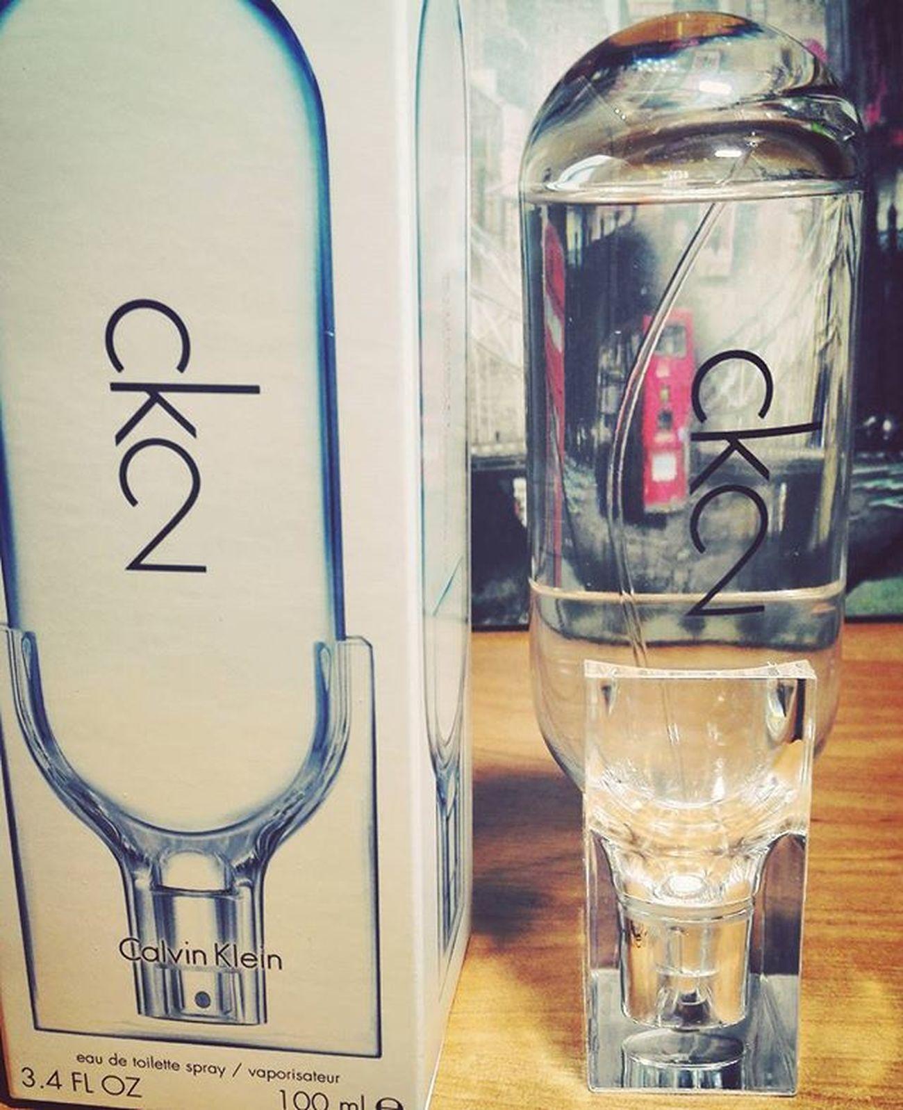 The2ofus Nowy Zakup Calvin Klein Ck2 New Fragrance 2016 Unisex So Swag Polishboy  Instaboy Insta