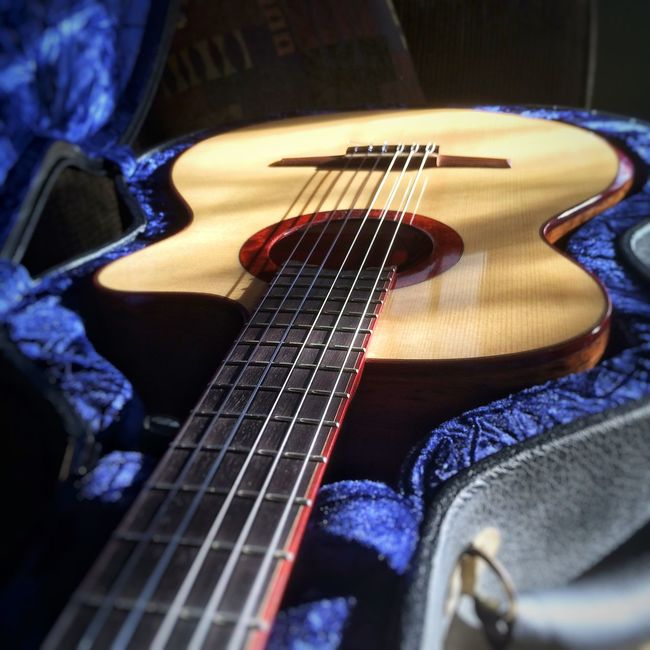 Guitar Love Music Musical Instruments Artistic Expression