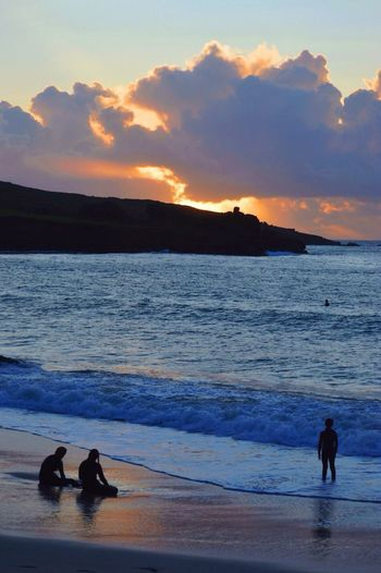 My Favourite Photo from 2014 in Cornwall Beach
